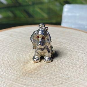 VTG  Cocker Spaniel Monet Charm ♥️✨